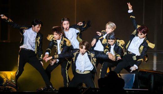BTS WORLD TOUR 'LOVE YOURSELF'NEW YORK 全曲ノーカット版をたった800円で見る裏技とは!?