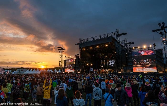 「RISING SUN ROCK FESTIVAL 2019 in EZO 特番」を自宅のテレビで視聴する方法はコレしかない!